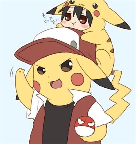 ash and pikachu ash and pikachu