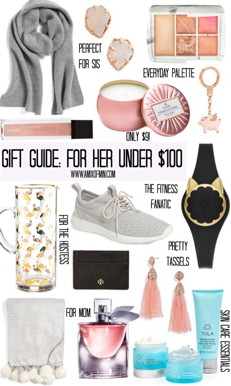 best gifts 100 gift guide for 100 a mix of min
