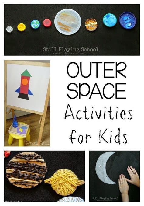 outer space crafts for 477 best space theme images on science