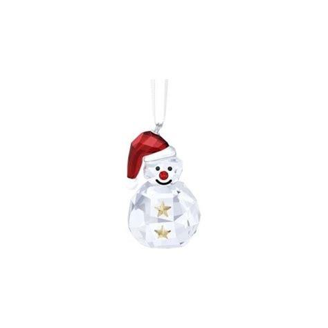 rocking ornament swarovski rocking snowman ornament 5189475