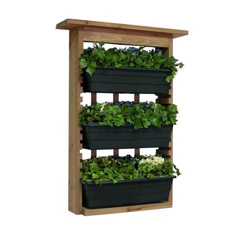 Green Paint Kitchen Ideas by Algreen 6 In Wood Garden View Vertical Garden With 3