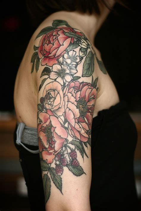 flower garden tattoos best 25 vintage floral tattoos ideas on