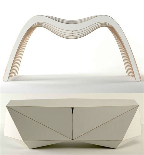 modern organic furniture organic modern day furnishings manufactured digitally on