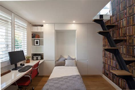 Earth Tone Bedroom Ideas inspired junior loft bed in bedroom contemporary with