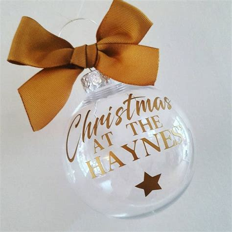 names on baubles the 25 best personalised baubles ideas on
