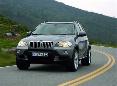 2008 Bmw X5 by 2008 Bmw X5 Pictures Photos Gallery Green Car Reports