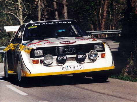 B Rally Car Wallpapers by Audi Sport Quattro S1 B Rally Car Wallpapers Cool
