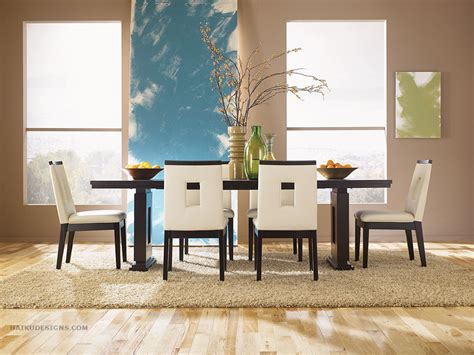 dining room modern furniture new asian dining room furniture design 2012 from haiku