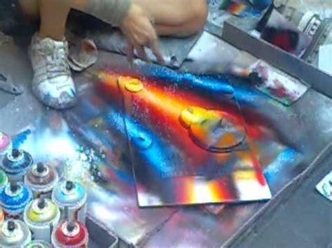 spray paint rome artista a roma fontana di trevi spray paint