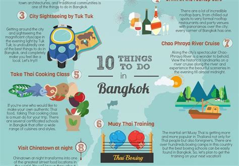 things to do with 10 things to do in bangkok the best food tour in