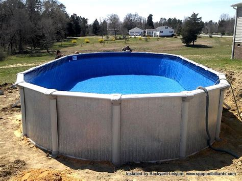 backyard leisure pools pin by backyard leisure on tubs and pools installed by