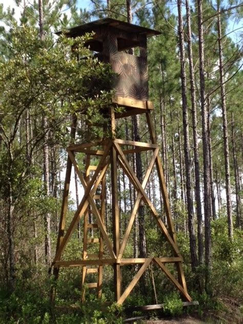 tree stand plans woodwork build your own tree stand pdf plans