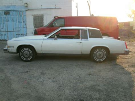 85 Cadillac Eldorado For Sale by Find New 85 Cadillac Biarritz In Ferndale Michigan