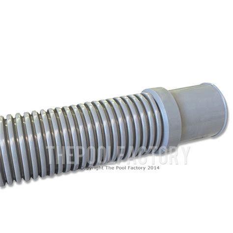pool filter hose deluxe pool filter hose 1 1 2 quot x 3 the pool