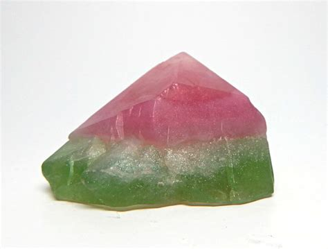 watermelon tourmaline cut watermelon tourmaline quartz soap choose