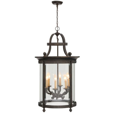 world imports chatham collection 6 light bronze