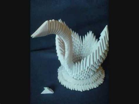 3d origami swan boat 3d origami swan 2016