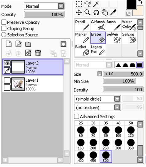 paint tool sai jak używać pierwsze kroki w programie paint tool sai zapytaj onet pl