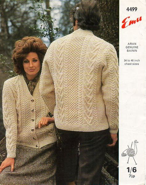 free knitting patterns for mens aran sweaters 25 best ideas about aran knitting patterns on