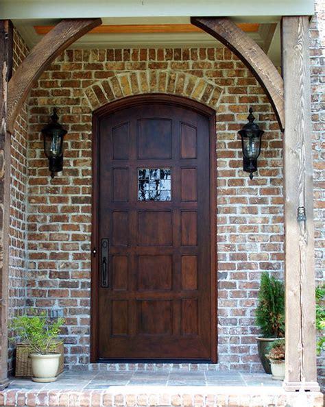 front doors home modern interior wooden front door big window