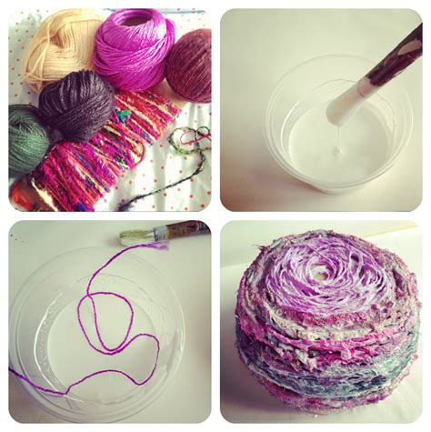 diy home craft projects home crafts competition diy rope bowl burkatron