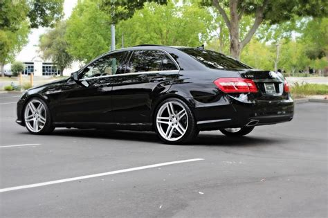 Mercedes E350 Rims by W212 2011 E350 Sport 20 Quot Amg Wheels Hr Springs Pics