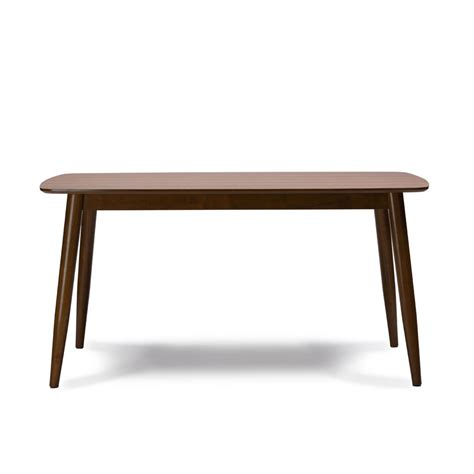 woodworking dining table modern mid century solid quot wood dining table quot kitchen