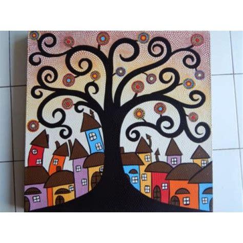 bahan cat painting 17 terbaik ide tentang lukisan abstrak di seni