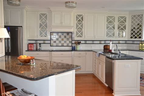 granite countertops for white kitchen cabinets the reasons why you should select white kitchen cabinet