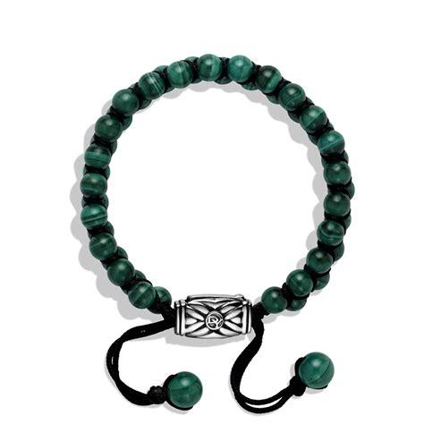 david yurman bead bracelet david yurman spiritual tworow bracelet with