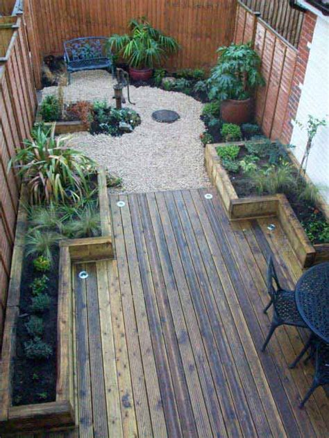 narrow backyard design ideas 18 clever design ideas for narrow and outdoor spaces