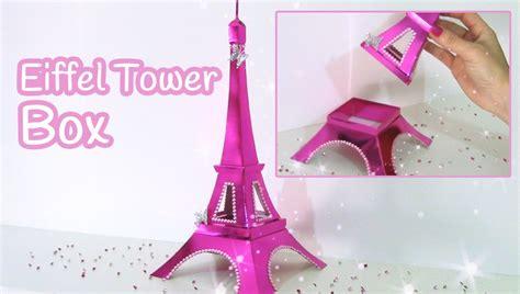 eiffel tower crafts for diy crafts eiffel tower box innova crafts diy fyi
