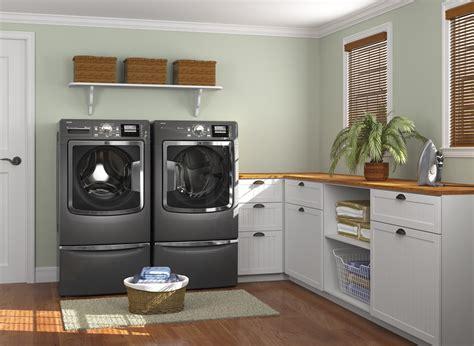 laundry room storage bins pin laundry room design ideas inspiration on