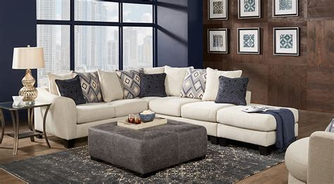 white sectional living room living room inspiration white gray navy blue living rooms