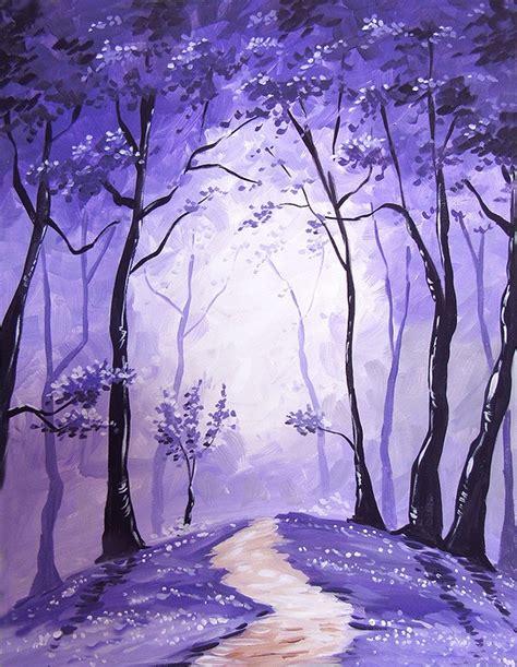 paint nite island locations paint nite purple rainforest