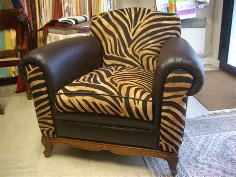 comment recouvrir un fauteuil club en tissu meuble de salon contemporain