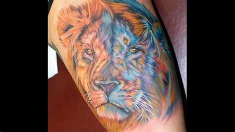leo tattoo designs tattoodesignslive com youtube