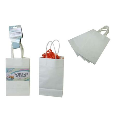 paper craft supplies australia 4 pack paper craft gift loot bags create your own