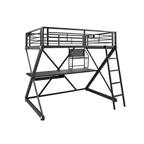 powell bunk bed powell furniture z bedroom size study metal loft bunk