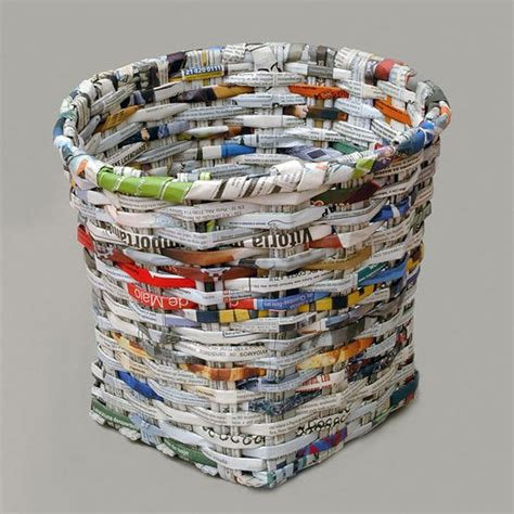 waste paper and craft 10 ways to re use waste paper