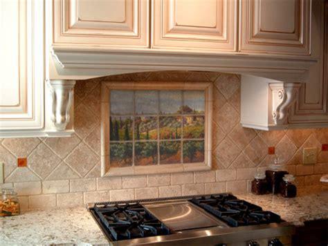 kitchen tile murals tile backsplashes tuscan marble tile mural in italian kitchen backsplash mediterranean kitchen new york by