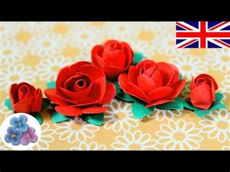 how to make paper roses for cards how to make paper flowers diy paper roses valentines
