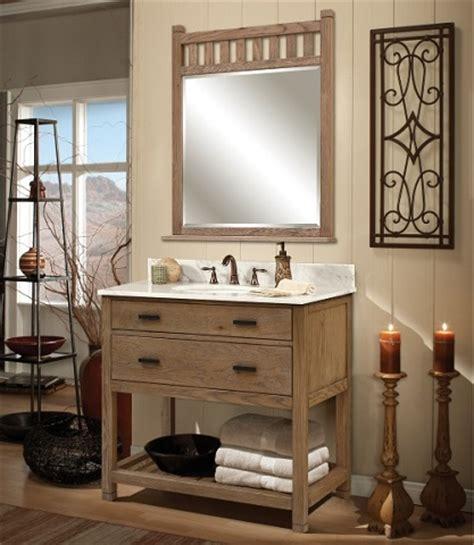 Spa Style Bathroom Vanity by Wood Bathroom Vanities To Complete A Spa Style