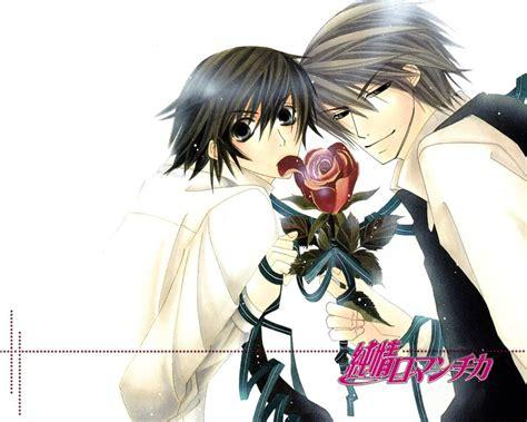junjou romantica junjou romantica images junjou romantica hd wallpaper and