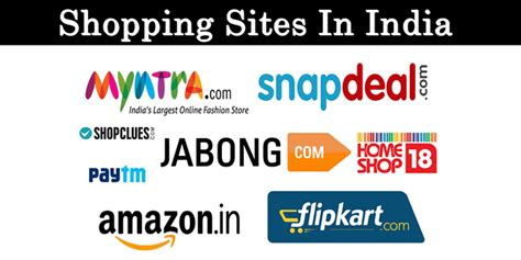 online best shopping sites top 16 best ecommerce shopping sites in india 2016