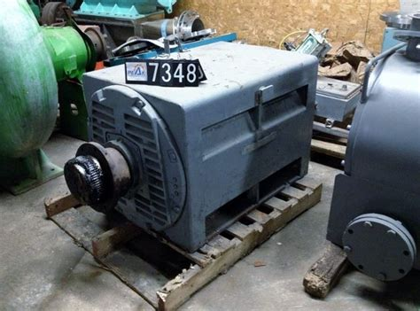 General Electric Ac Motor by Pm7348 300 Hp General Electric Induction Ac Motor Peak
