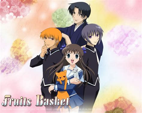 fruits basket fruits basket anime wallpaper hd 30 photos