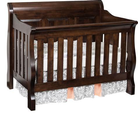 convertible sleigh crib sleigh baby cribs delta children glenwood 3 in 1 white