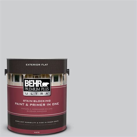 home depot behr ultra paint behr premium plus ultra 1 gal 770e 2 silver screen color