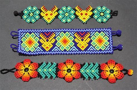 huichol beading tutorial huichol arte huichol beadwork and